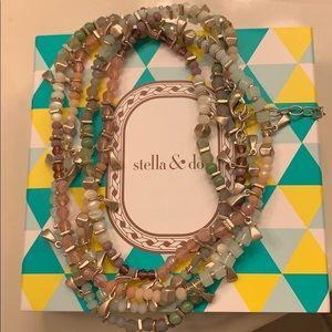 Stella and Dot Hart versatile bracelet/necklace